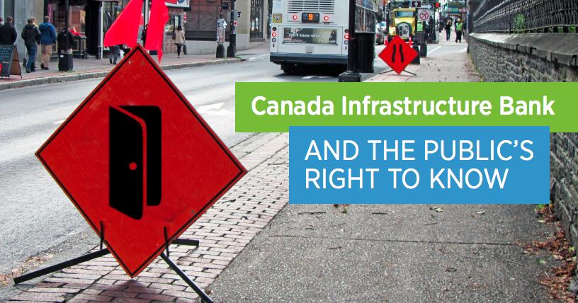 Dossier:  Meet the Canadian Infrastructure Bank Directors