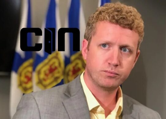 Iain T Rankin, Unelected Nova Scotia Premier, and Drama Queen.