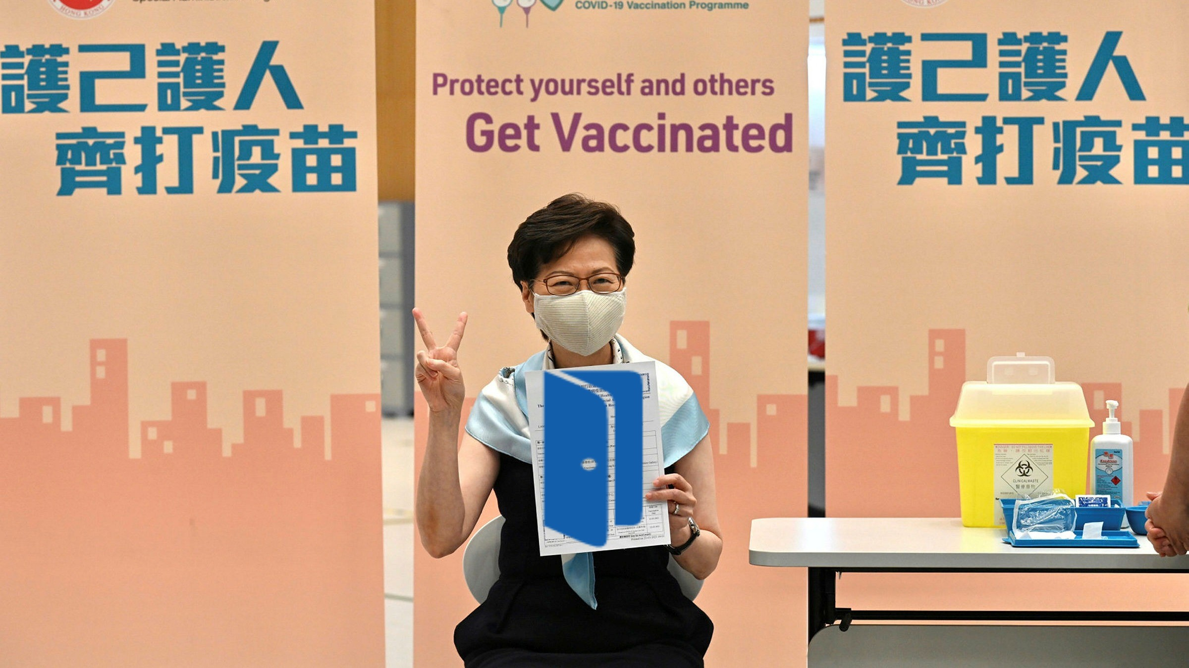 MSM Confirms!  ALL COVID Vaccines Use Spike Protein Sequence Isolated By Chinese Military.  Inserts Are HIV.