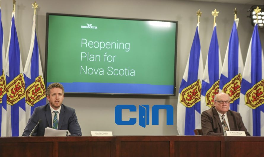 """Nova Scotia's Reopening Plan Does Not Include """"Reopening"""", Let Alone, """"Return To Old Normal"""""""