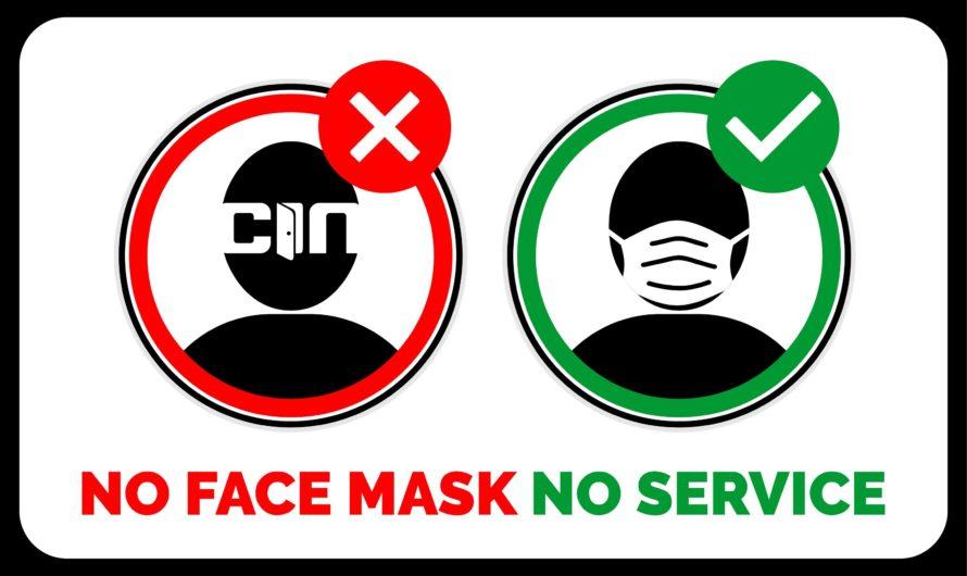 Nova Scotia Mask Exemption Card!
