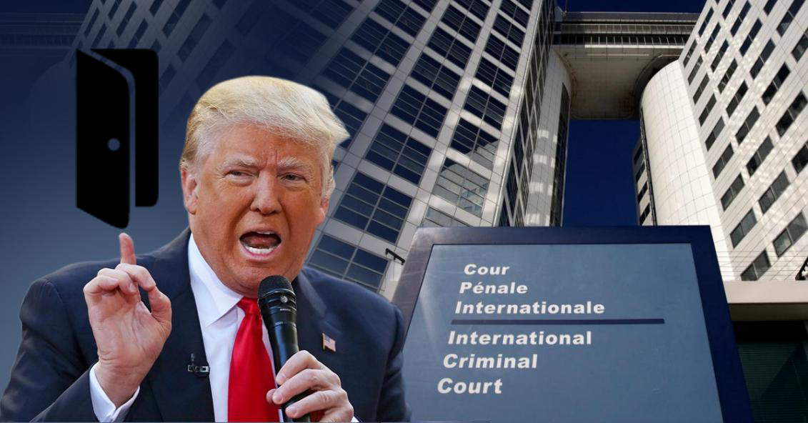 "Trump Opposed to UN's ""New World Order"" International Criminal Court"
